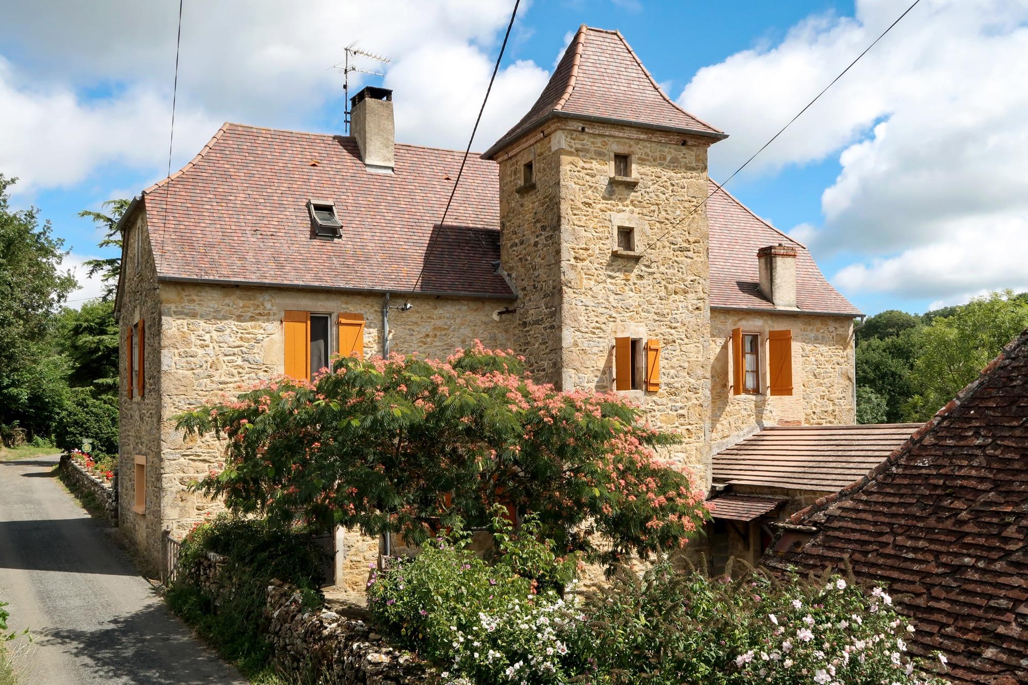 Maison d'hotes Mazeyrac
